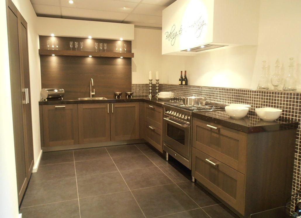 Keuken Eiken Landelijk : Keukenstekoop het grootste keukenaanbod van nederland